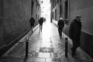 The Walking Men