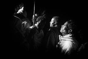Pilgrimage at Lalibela, Seven.