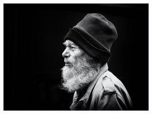 Streets of Oslo, portrait 05