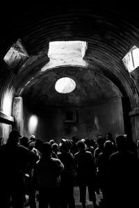 Pompeii shadows