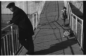 © JIN Yongquan, Bridge, 1995Courtesy Three Shadows Photography Centre, Beijing