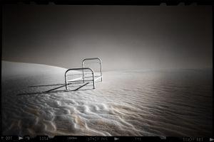 The Bed   © Seán Duggan