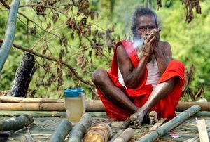 INDIA, NAGALAND, TRIBE WORRIORS