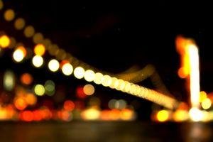 Myopia on  Brooklyn Bridge