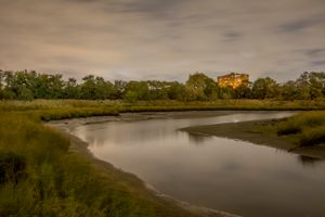 House at Hackensack River