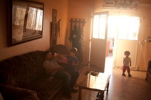 Living Room, Jenin.