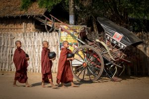Child buddhists