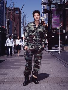 A Reserve Soldier, #5 © Jae-gu Kang