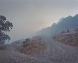 Unsealed road near Tantangara reservoir.