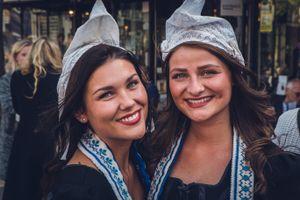Waitresses in Amsterdam