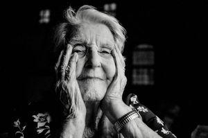 Sarah Moraes, 100 years old