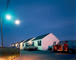 Red Interior, Cape Cod, 1976. © Joel Meyerowitz. Courtesy Edwynn Houk Gallery, NY