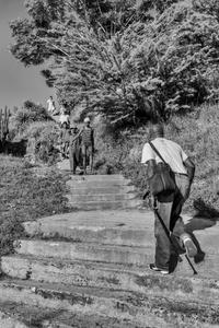 Escalinata de Artes y Oficios, 2014