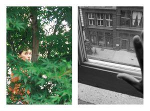 Exposure #71a: N.Y.C., Crosby & Broome Streets 06.25.09, 12:16 p.m., 2009