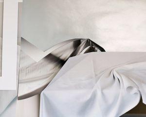 Table Cloth, Archival Inkjet Print, 2014© Sara Romani