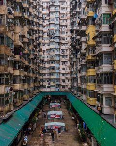 Life in Hong Kong