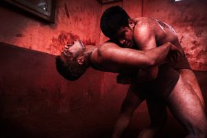 Kushti free wrestling, Pune
