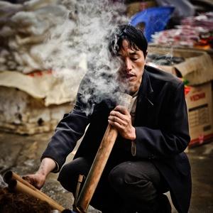 Smoking Water Pipe