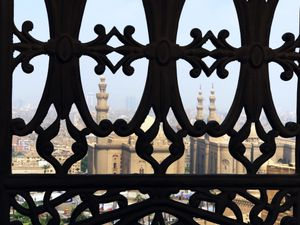 View from Citadel, Cairo