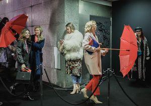 High Fashion Umbrella