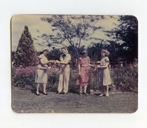 Ladies of the Rose Garden