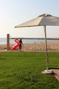 A beach at Ras al Khaimah