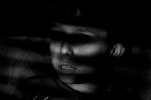 Blind shadow
