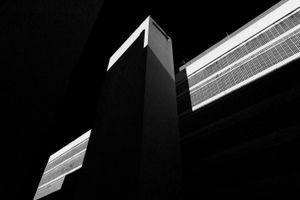 concretist cityscape #3