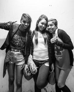 Anna, Maria, Vanessa - Students