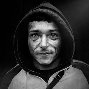 Pasquale   Street Portrait