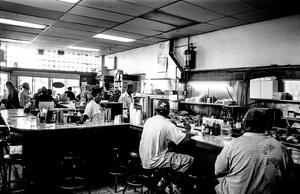 Moon's Sandwich Shop. Chicago, Illinois. 2013.