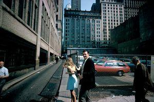 New York City, 1975. © Joel Meyerowitz. Courtesy Edwynn Houk Gallery, NY