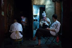 Restaurant Ches on Break
