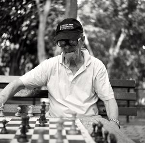 Chess @ Central Park
