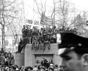 Image result for anti war demonstrations april 5 1969