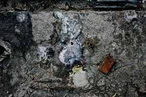 The Tininess of the Ruins No.74