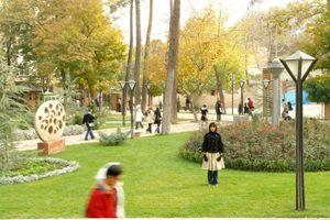 Sheida – Artists' Park, Cafe Gallery, Tehran/Iran