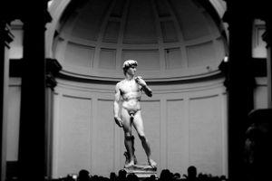 David of Michelangelo.