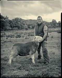James Rebanks, farmer, Matterdale, Cumbria.
