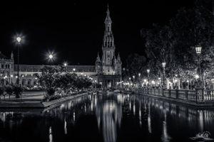 Plaza de España - BW Peaceful 2
