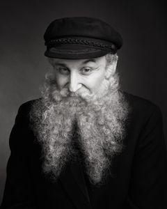 Self Portrait as Moishe Precelman