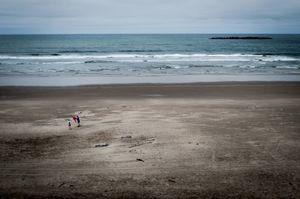 Beverly Beach, Oregon. © Kate Vredevoogd