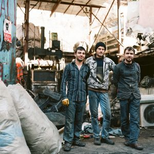 Young Turks © Gigi Roccati