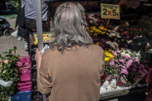 BACKS  // The Flower Old Lady