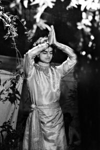 Bharatnatyam Dancer, Varanasi, India, 1990
