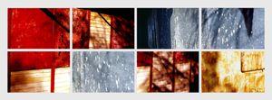 N°21 - Morceaux choisis - Gris-Rouge - 2004