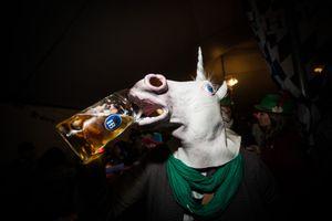 Unicorn, Leavenworth WA, October 2014