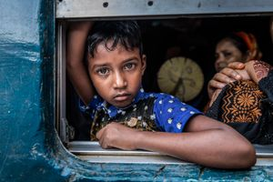 Bangladeshi children 4
