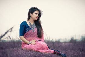 Sari Wali Girl.....