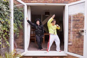 AKA Michael & Freddie.